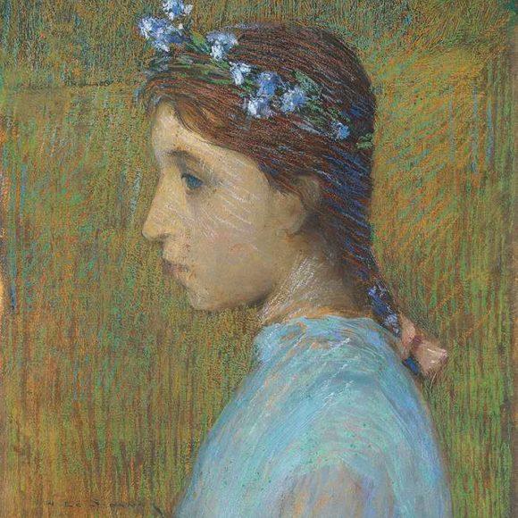 Portrait de Marguerite, 1893
