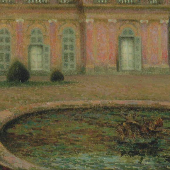 Trianon, Versailles, 1905