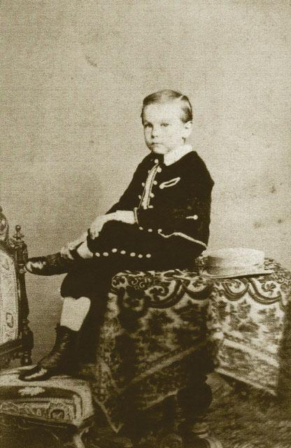 1862. Henri Le Sidaner, Ile Maurice