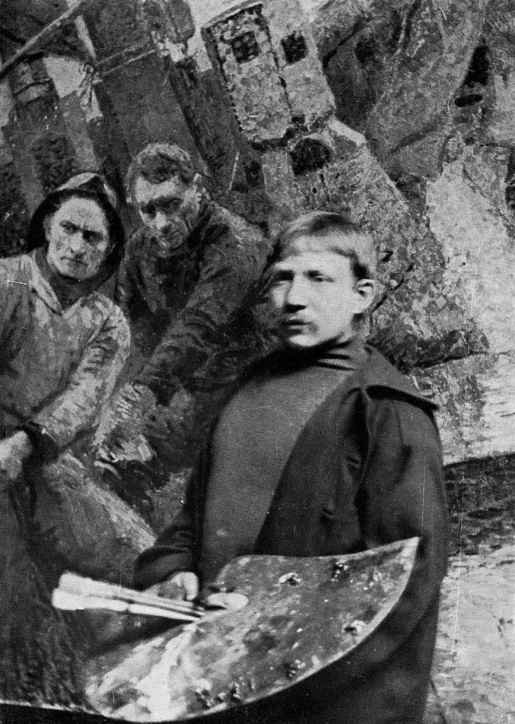 1885. Eugäne Vail
