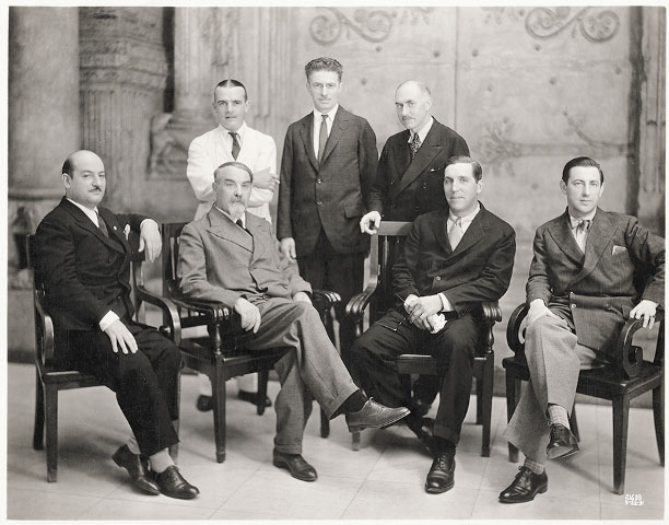 1931. Le jury de Pittsburgh