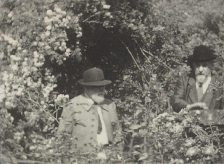 1936. Henri Martin et Le Sidaner Ö Gerberoy