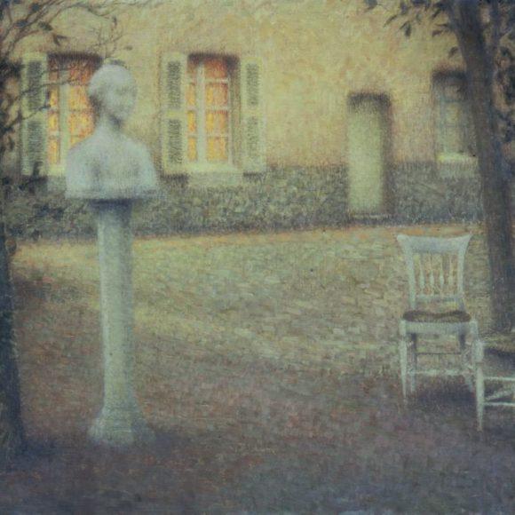 Le Buste, Gerberoy, 1902