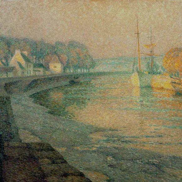 Le Port, Landerneau, 1914