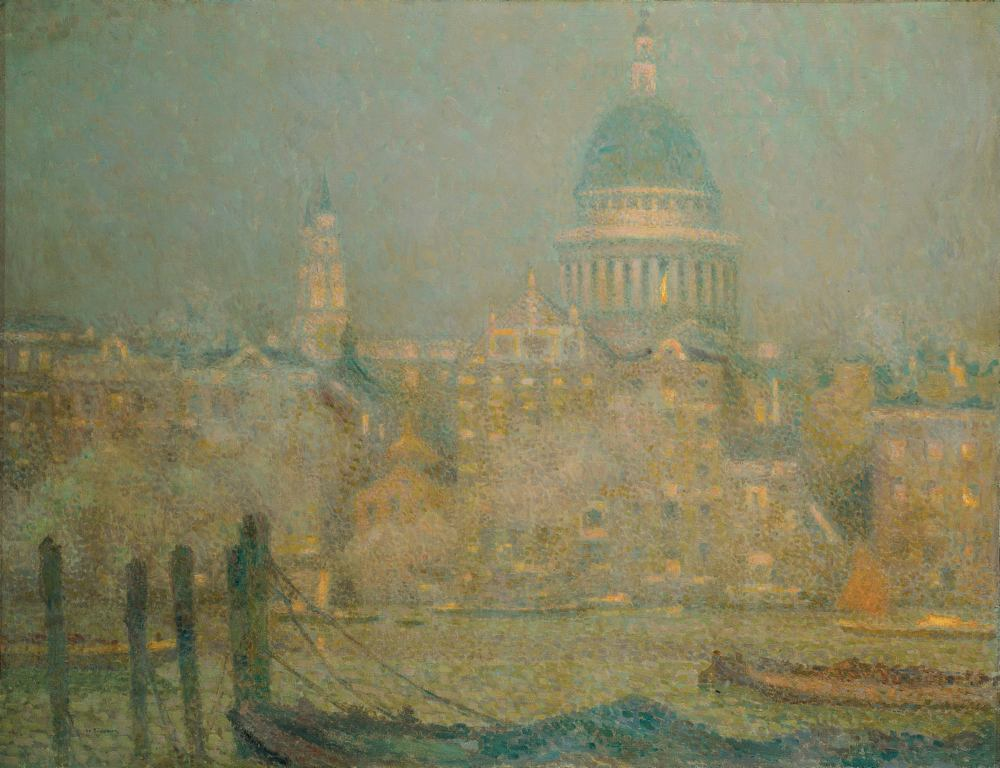 Saint-Paul, Londres, 1908