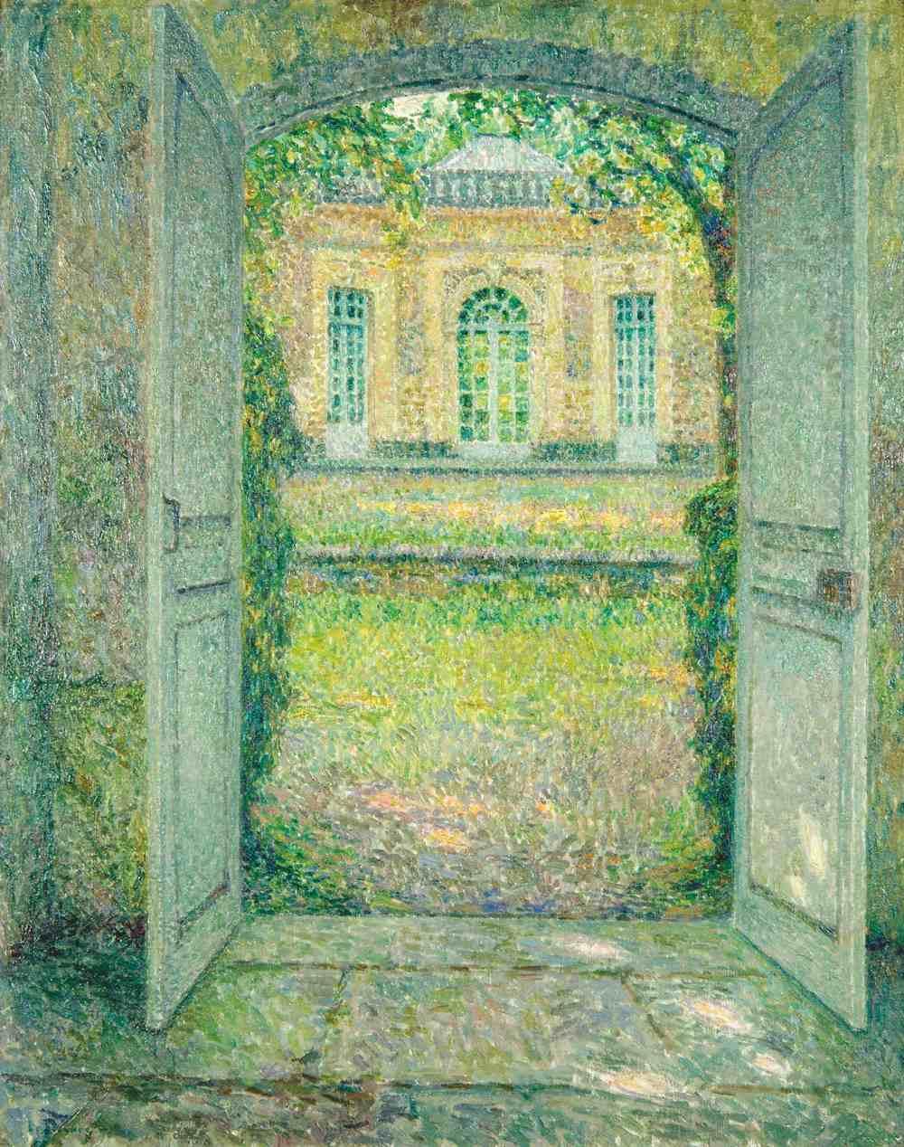 Le Pavillon français, Trianon, Versailles, 1920
