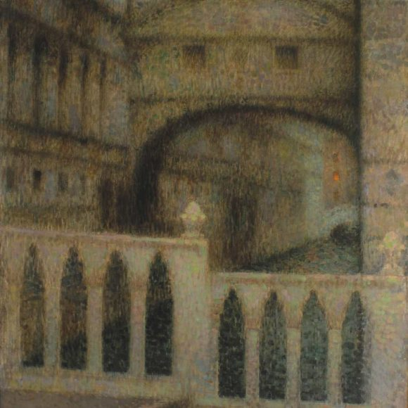 Le Pont des Soupirs, Venise, 1906