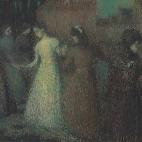 Farandole, Bruges, 1899