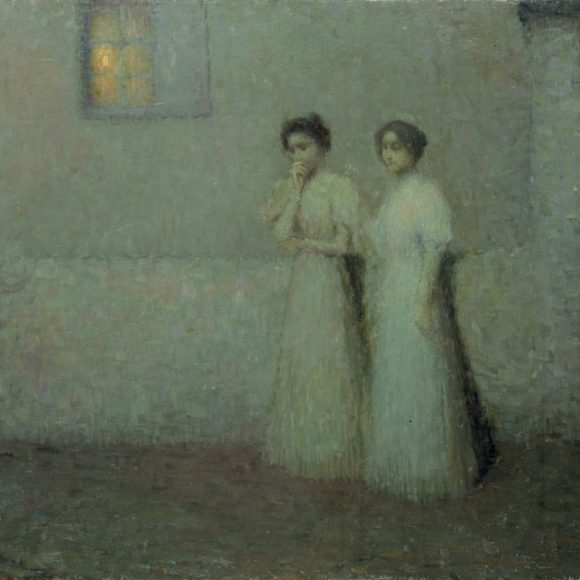Nuit douce, 1897
