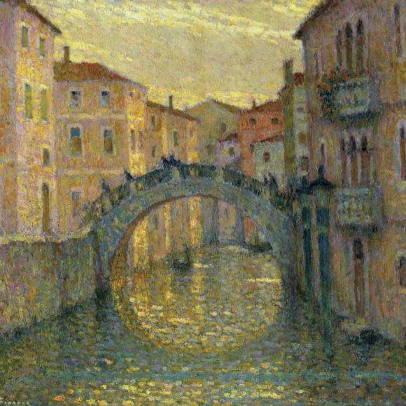 Le Matin, soleil, Venise, 1917