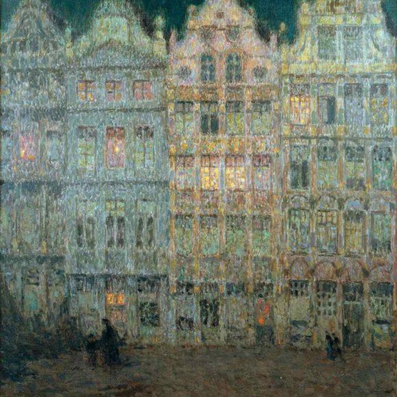 La Grand-Place, Bruxelles, 1934
