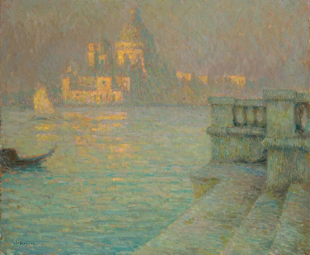 Le Matin, Venise, 1918