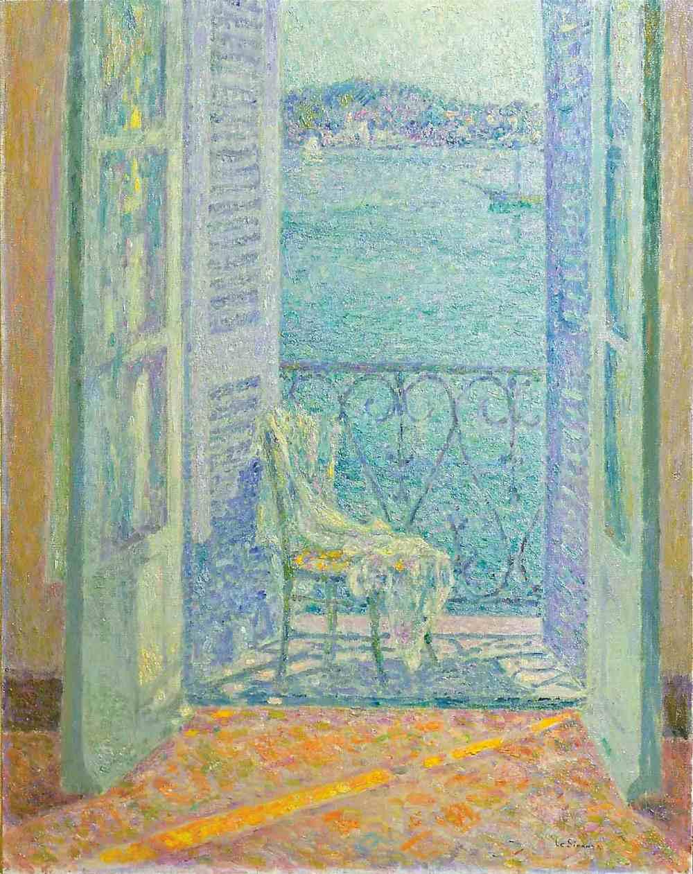 Le Soleil dans la maison, Villefranche-sur-Mer, 1926
