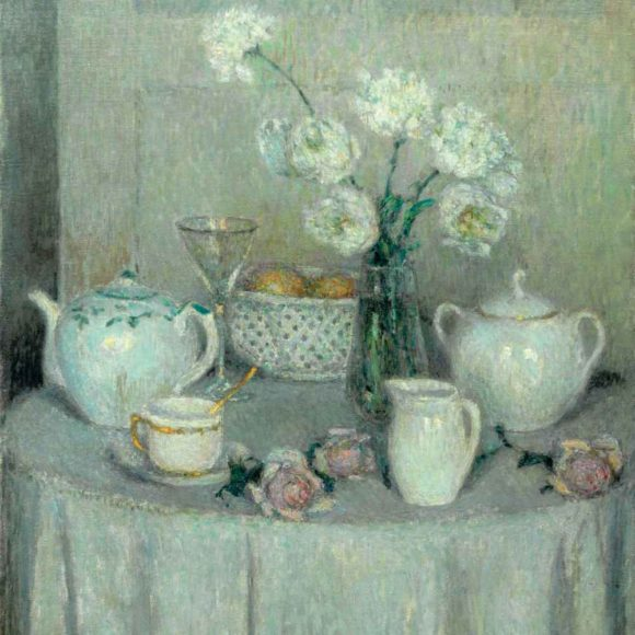 Valeurs Actuelles, Valérie Collet, le 5 mai 2014 : Henri Le Sidaner (1862-1939)
