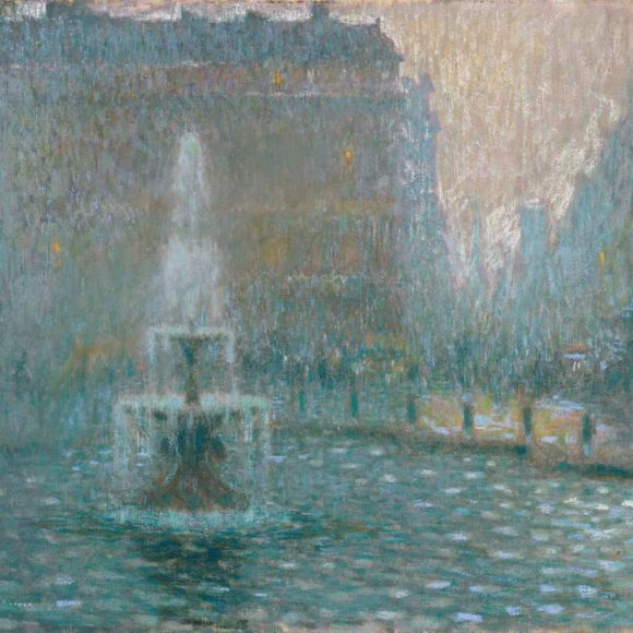 BBC. 2014. Henri Le Sidaner paintings in English Museums.