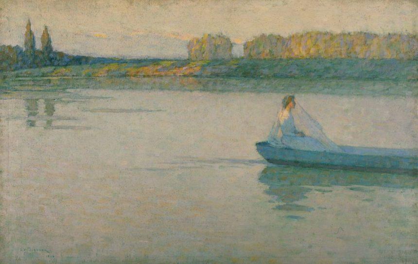 La Tribune de l'Art, Bénédicte Bonnet Saint-Georges, le 26 mai 2014 : Henri Le Sidaner (1862-1939).