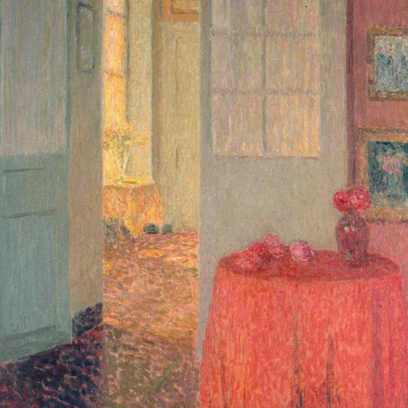 La Croix, Florence Quille, le 2 juin 2014 : Henri Le Sidaner, peintre de l'intime