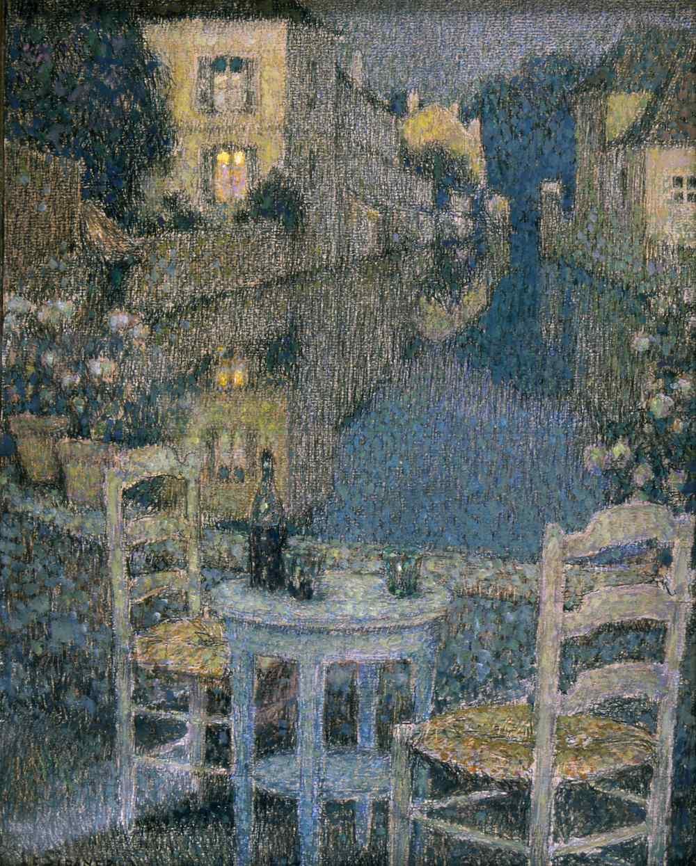 L'Agora des Arts, Catherine Rigollet, le 9 avril 2014 : Henri Le Sidaner, rétrospective.