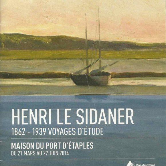 Henri Le Sidaner. Voyages d´études