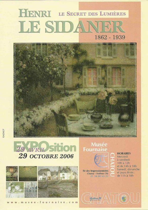 Henri Le Sidaner. Le Secret des lumières